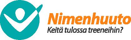 Nimenhuuto logo