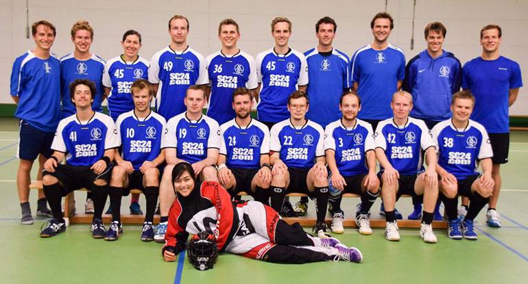 Floorball Wikinger München