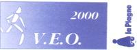 VEO 2000 La Plagne Logo