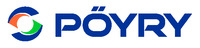 Pöyry-sähly logo