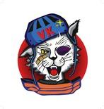 Voima-Kissat logo