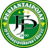 Perjantaipojat logo