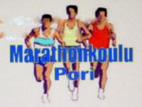 Marathonkoulu Pori Logo